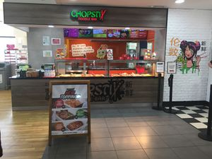 Chopstix Noodle Bar